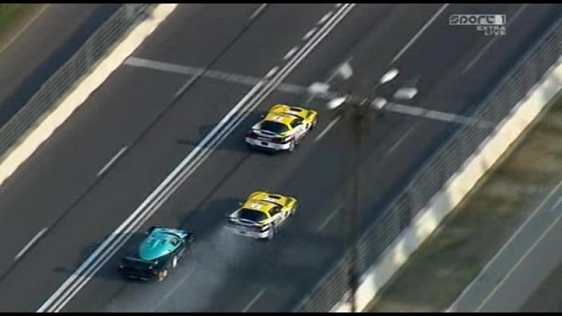 FIA GT 2008. Этап 6 - Бухарест. Первая гонка