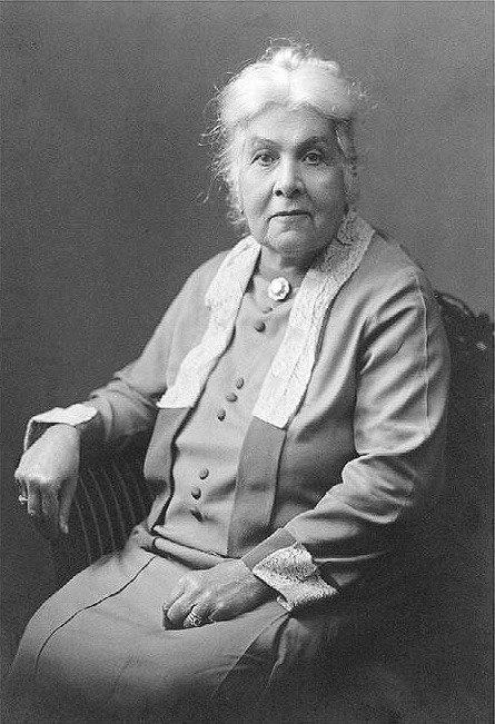 Первая в мире женщина-посол