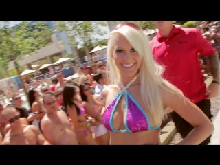 Hot 100 Bikini Contest Voting Party 3 (2012) at Wet Republic Ultra Pool Las Vegas (HD Video)