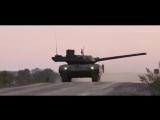 T 14 Armata Russian Main Battle Tank -  Test  HD