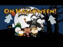 Children's Halloween Songs | On Halloween | The Singing Walrus