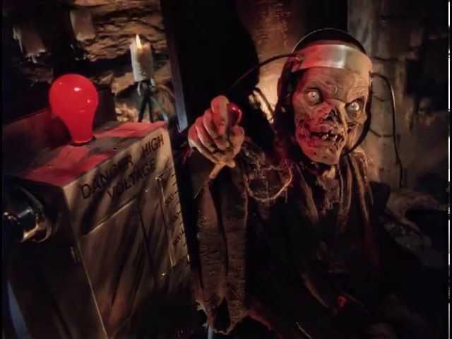 Байки из Склепа (1 сезон, 1 серия - Несущий Смерть)
