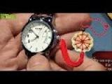 Посылки из китая aliexpress! Классные Оригинальные Часы EYKI мужские и Китайский Талисман на Удачу !