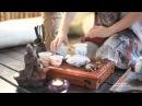 Заваривание чая в гайвани