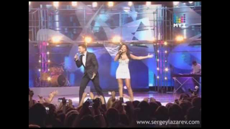Sergey Lazarev Ani Lorak - When You Tell Me That You Love Me