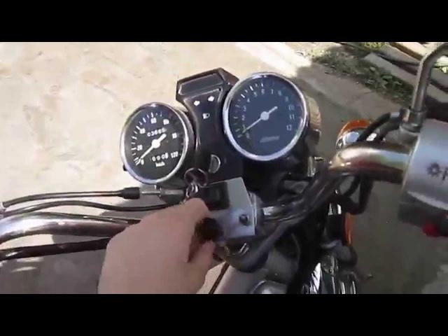 Обзор на мопед дельта ( racer )