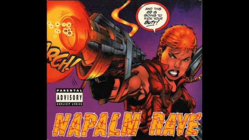 NAPALM RAVE VOL. I [FULL ALBUM 14756 MIN] 1995 HD HQ HIGH QUALITY