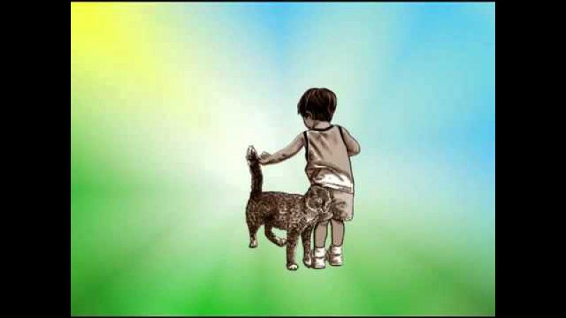 Об истинной любви (Притча про кота которого не любили люди)