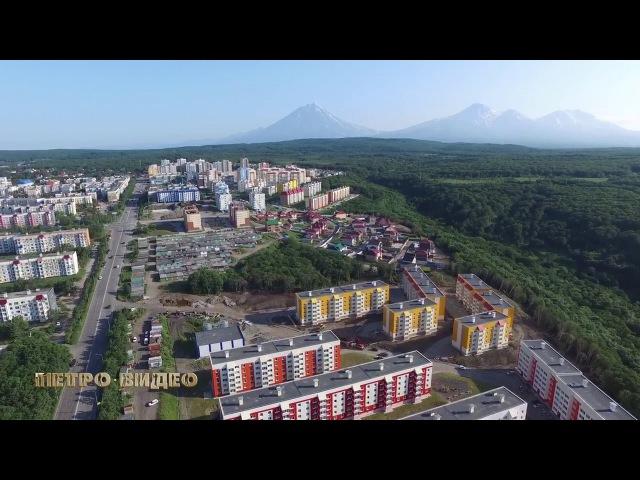 Петропавловск Камчатский 4k inspare1 петро видео