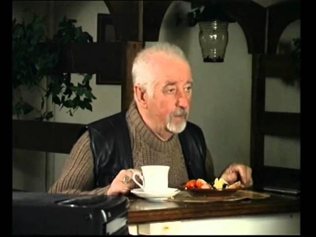 Бар У Алега (8-й канал (Минск), 2000). Рыгор Барадулін