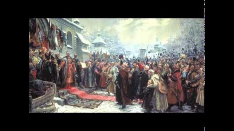 Glinka , Glory! «Славься, славься, святая Русь!»