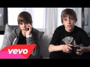 Justin Bieber - VevoCertified One Time (Video Commentary)