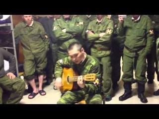 Армейские песни  И там где Северный Кавказ