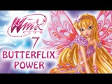 Winx Club - Saison 7 - La transformation Butterflix !