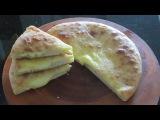 (2) ВКУСНЫЕ ХАЧАПУРИ очень простой рецепт Грузинская Кухня Хачапури с сыром ПОЗИТИВНАЯ КУХНЯ Khachapuri - YouTube