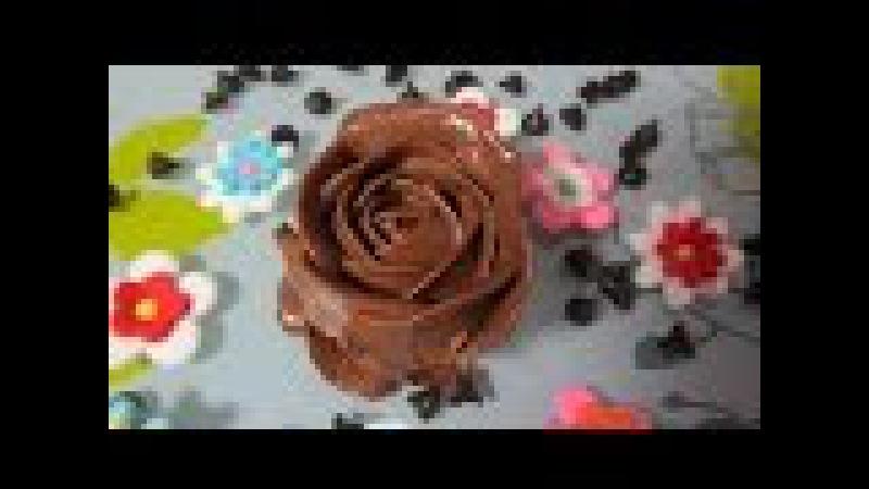 LÀM KEM TRÉT BÁNH SINH NHẬT ĐƠN GIẢN 100thành công làm kem bơ Thụy sĩ socola buttercream chocolate