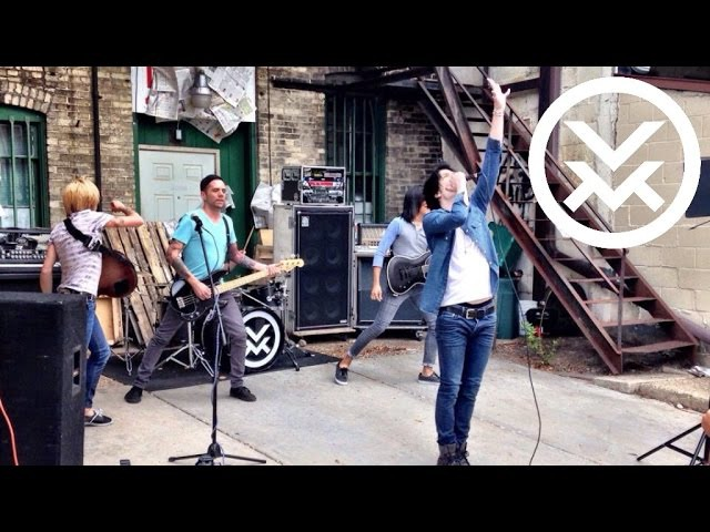 Versus Me A Tension Feat Craig Mabbitt Official Music Video