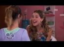"""Violetta 2 - Violetta e Angie cantano """"Veo Veo"""""""