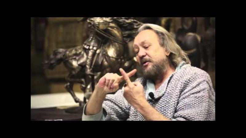 Интервью с Виталием Сундаковым: семейные ценности / Серия 65 / Арканум ТВ