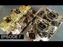 Holley vs. Edelbrock, Tri-Power vs. Dual-Quad! - Engine Masters Ep. 7