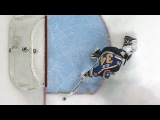 Allen robs O'Reilly with lunging stick save
