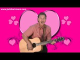 Valentine's Day Song  Holiday Song  Educational Songs  Kids Videos  Jack Hartmann