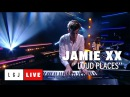 Jamie XX feat. Romy - Loud Places - Live du Grand Journal