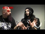 Sascha Gerstner (Helloween) talk with MGTV at HRH4!