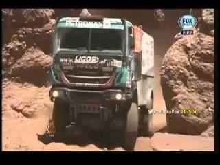 Dakar 2016 Etapa 8 Salta Belen (грузовики)