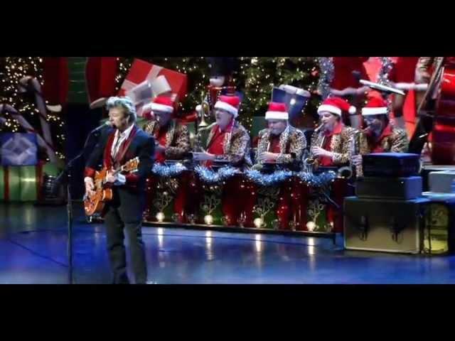 The Brian Setzer Orchestra - Christmas Extravaganza!