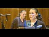 Cecilia Bartoli St Petersburg - The Recording Session!