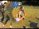 Трое держат, освобождение, Подполковник #спецназ ГРУ #Лавров Lavrov specnaz gru рукопа...