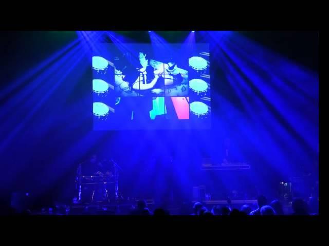 HARMJOY Pain Decay live E-Tropolis Festival 2016