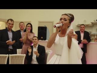 Ну и как по традициям , подарок жениху от невесты в качестве песни !!)))))))))))
