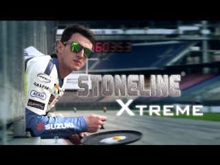 Блинница STONELINE® SUZUKI riders breakfast - Xtreme coating test