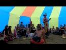 Подсолнух 2015 Барабаны с восточным танцем:)