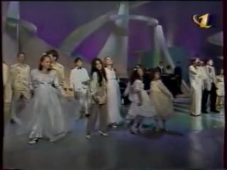 Юлия Малиновская, Игорь Крутой, группа Непоседы - Ангел - Хранитель мой .