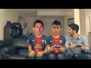 Когда играешь с про игроками в ФИФА