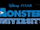 Университет монстров/Monsters University 2013 Тизер украинский язык