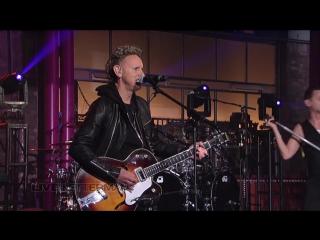 Depeche Mode - Personal Jesus (Live on Letterman)