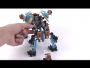 LEGO Chima 70143 Sir Fangars Saber-Tooth Walker review! Summer 2014