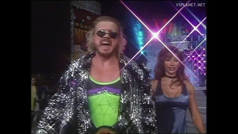 Diamond Dallas Page vs Johnny B.Badd, WCW Monday Nitro 16.10.1995