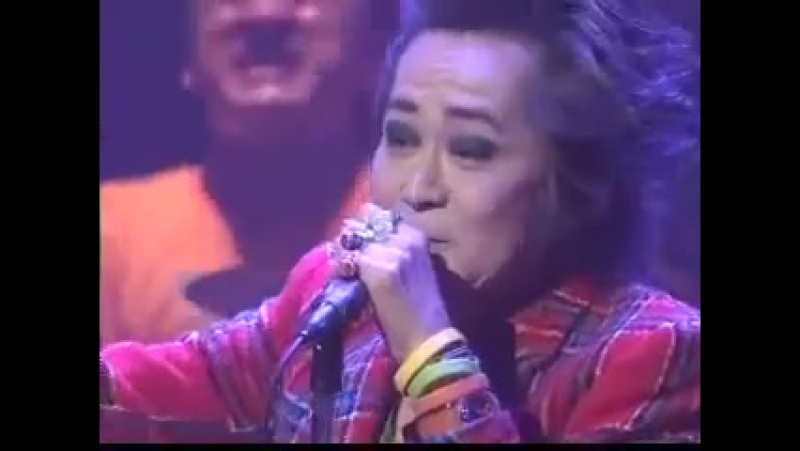 Imawano Kiyoshiro (忌野清志郎) - 孤独な詩人 (live 2006)