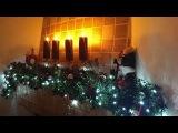 ДАНИЯ. Украшаем дом к Новому Году и Рождеству. Праздничный HINNERUP 2013