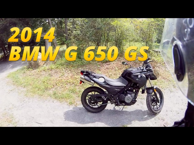BMW G 650 GS Review