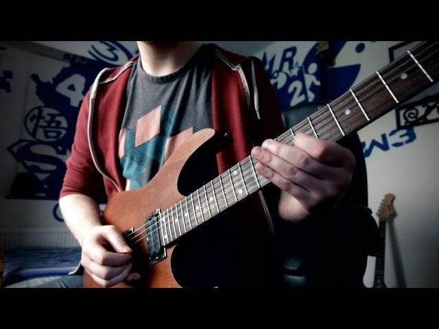 The Avengers Theme on Guitar
