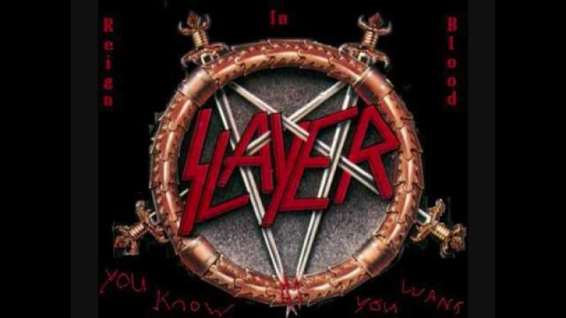 Slayer-Born To Be Wild