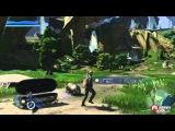 Игра Scalebound геймплей