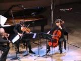 Mahler &amp Schnittke Piano Quartet in A minor (Gidon Kremer)