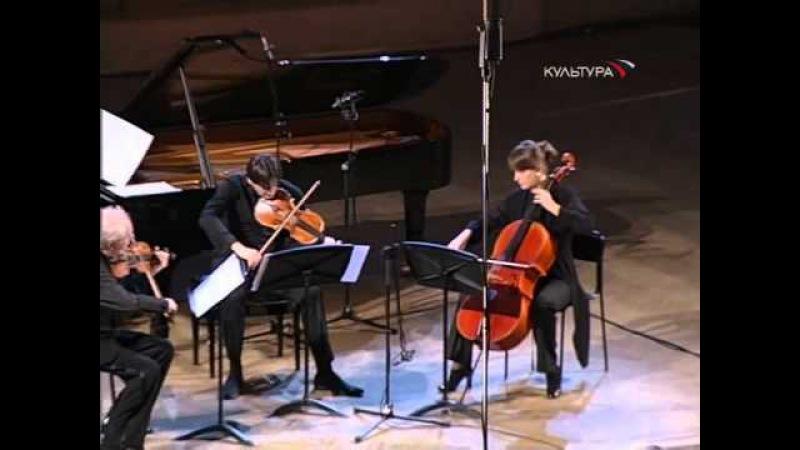 Mahler Schnittke Piano Quartet in A minor (Gidon Kremer)